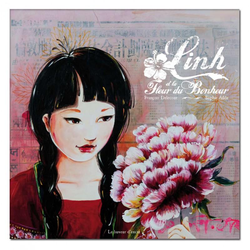 Linh et la fleur du bonheur